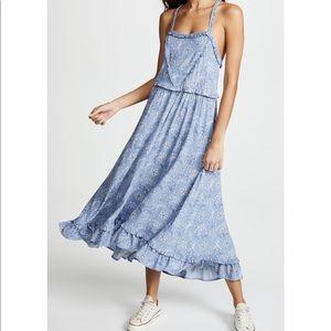 Spell Celestial Midi Dress - XS